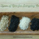 Rice it up! 6 Types of Rice for Everyday Cooking…