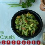 Fresh Chunky Guacamole