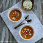Summer Recipes | Gazpacho | Five Senses Palate