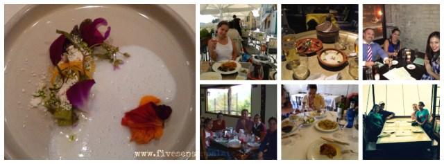 Foodie Visits   Five Senses Palate