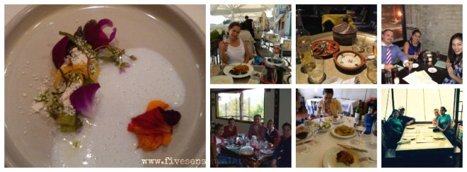Foodie Visits | Five Senses Palate