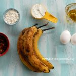 Banana Pancakes with Pecans & Maple Syrup Ingredients