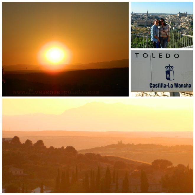 Toledo Sunset 2013