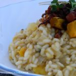Delicata Squash Risotto Recipe | Five Senses Palate