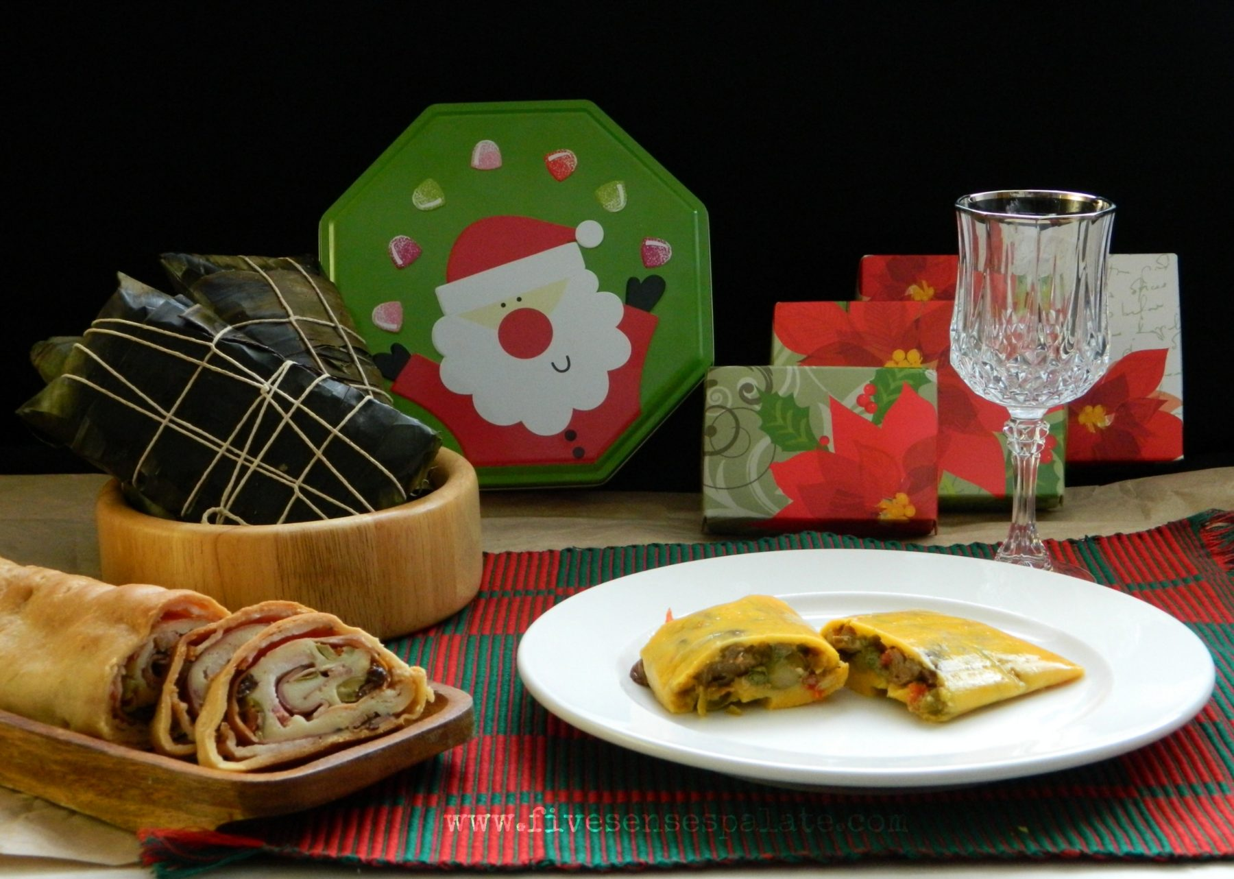 Hallacas – A Christmas Tradition | | Five Senses Palate