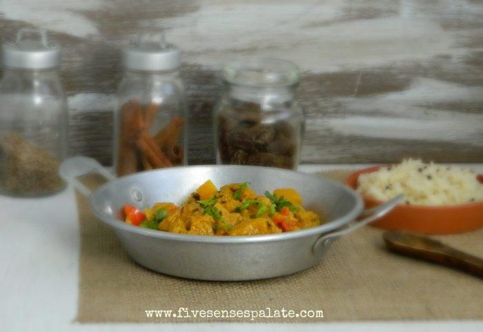 Butternut Squash Curry Recipe | Five Senses Palate
