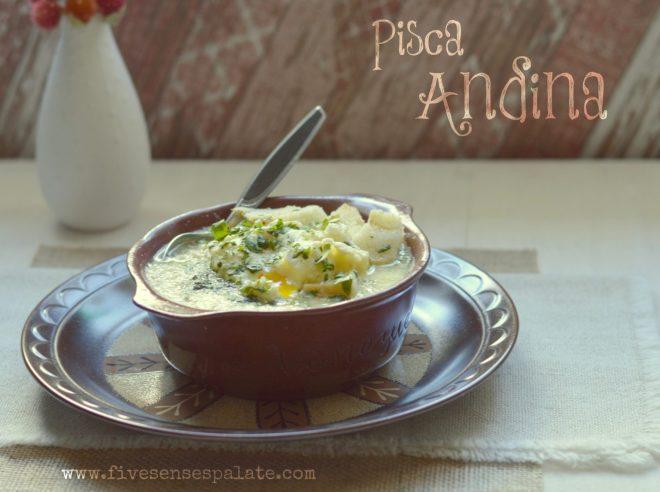 Pisca Andina Recipe | Five Senses Palate