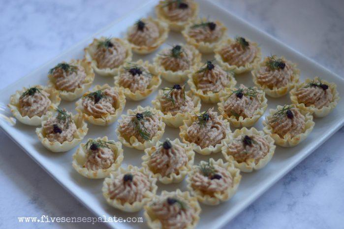 Salmon Mousse Recipe | Five Senses Palate