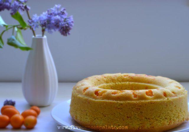 Kumquat marmalade & Almond Cake Recipe| Five Senses Palate