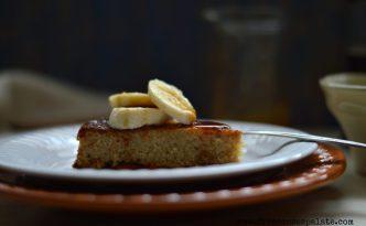 Torta de Cambures Recipe