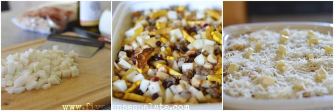 Thanksgiving Stuffing Recipe | Five Senses Palate