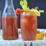 Homemade Bloody Mary Mix Recipe | Five Senses Palate