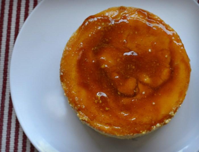 Passion Fruit Flan - Quesillo de Parchita | Five Senses Palate
