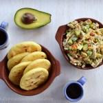 Arepa Reina Pepiada Recipe | Five Senses Palate