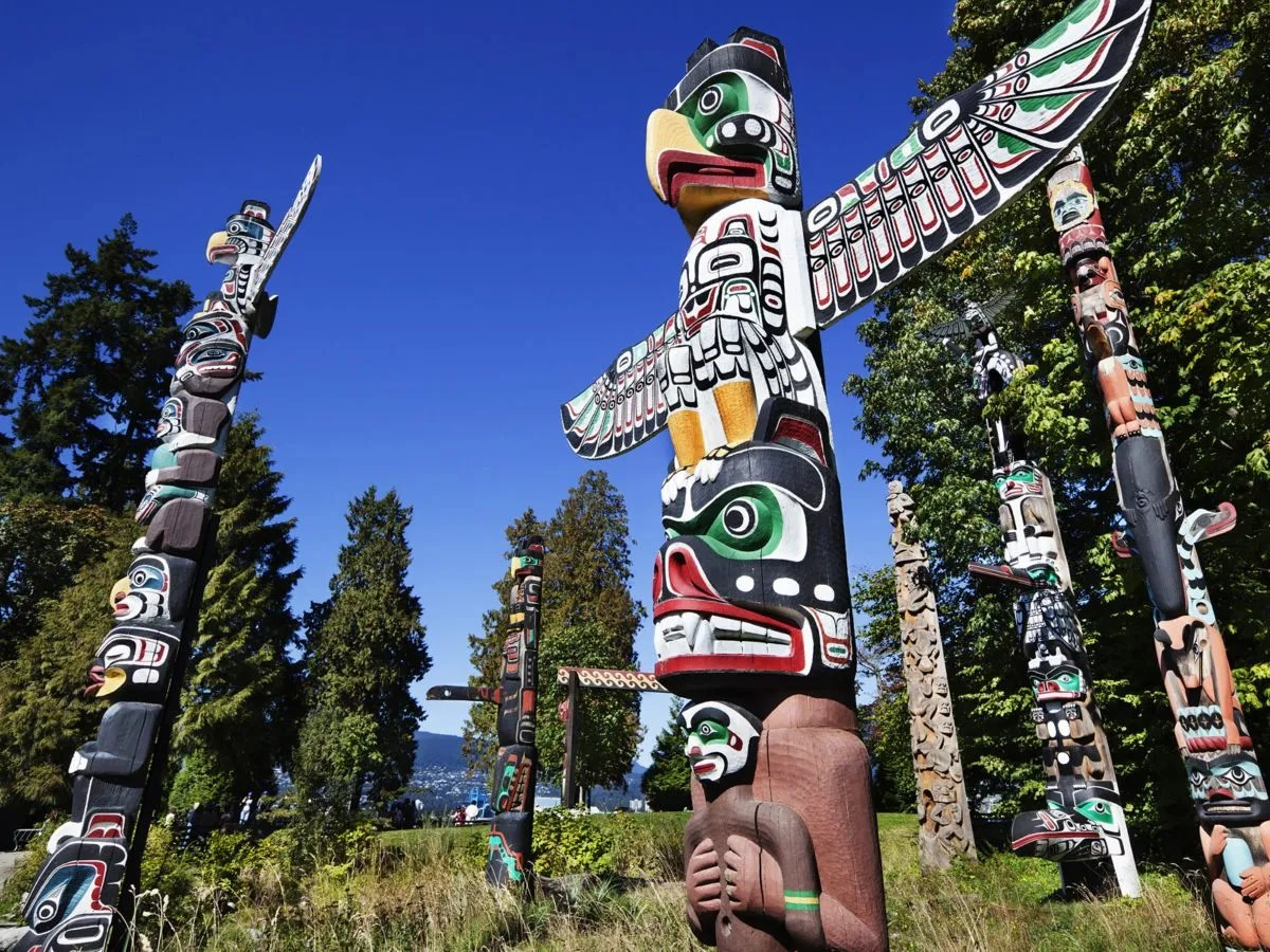 The Base of the Totem Pole