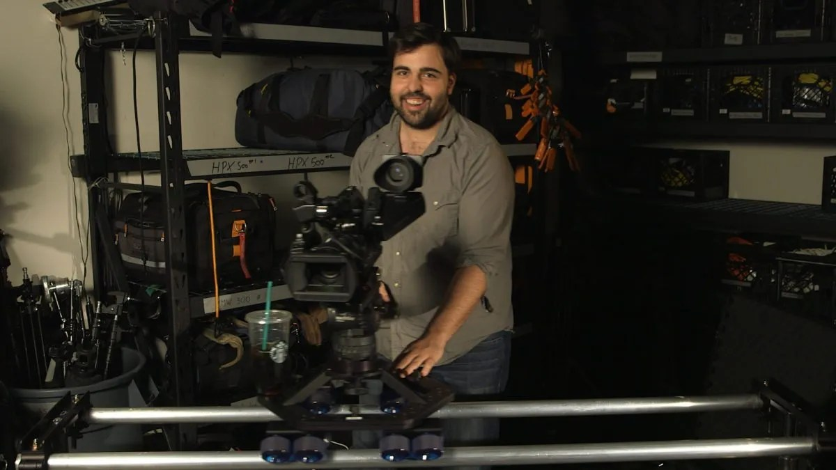 Dana Dolly: Smooth Moves and Flexability #DanaDolly #SmoothMove #FilmGear