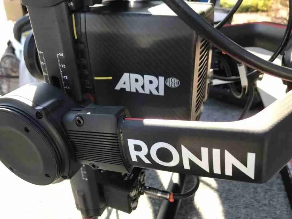 ronin 2 with Arri