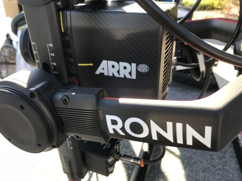 ronin 2 with Arri