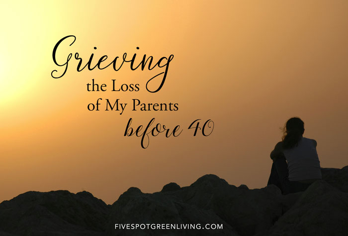 Quotes Loss Both Parents