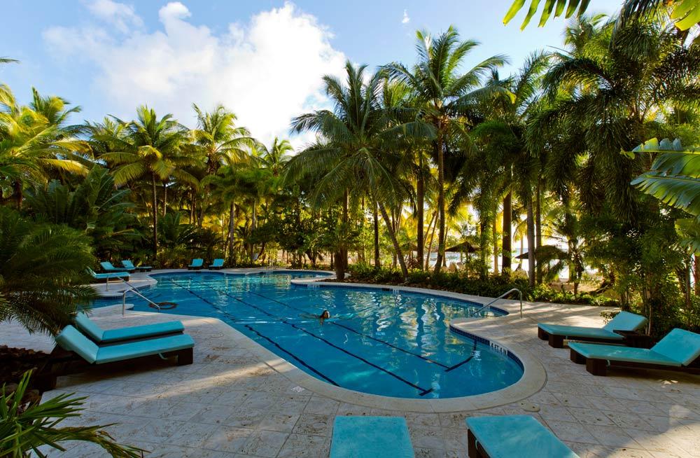 cool pools curtain bluff five star