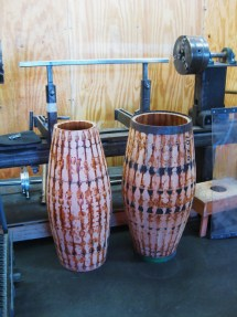 These are destined to be California Series Congas