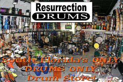 Resurrection Drums