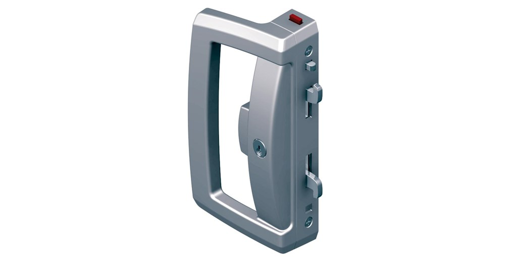 how to replace a sliding door lock
