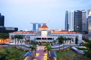 Singapore-parliament