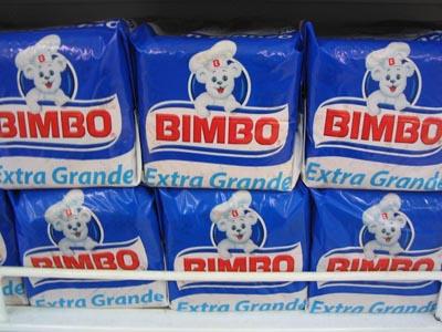 2 bimbo-bread