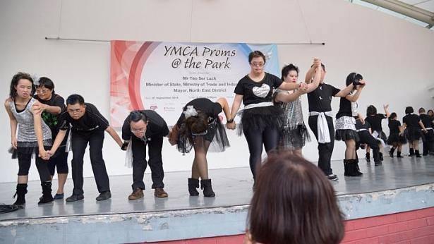 YMCA special needs children