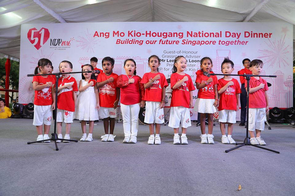 National day rally 2016 lee hsien loong
