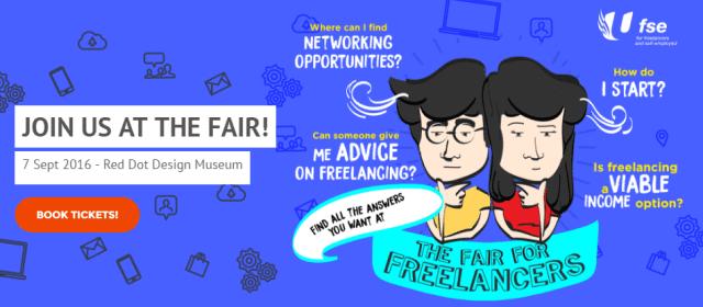 ntuc freelancer fair