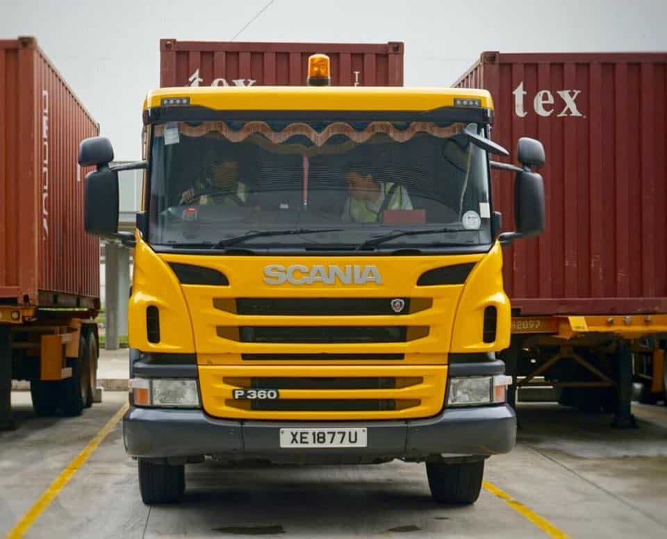 Prime Mover drivers in Singapore