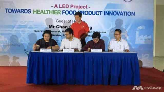 Food Science Technology LED
