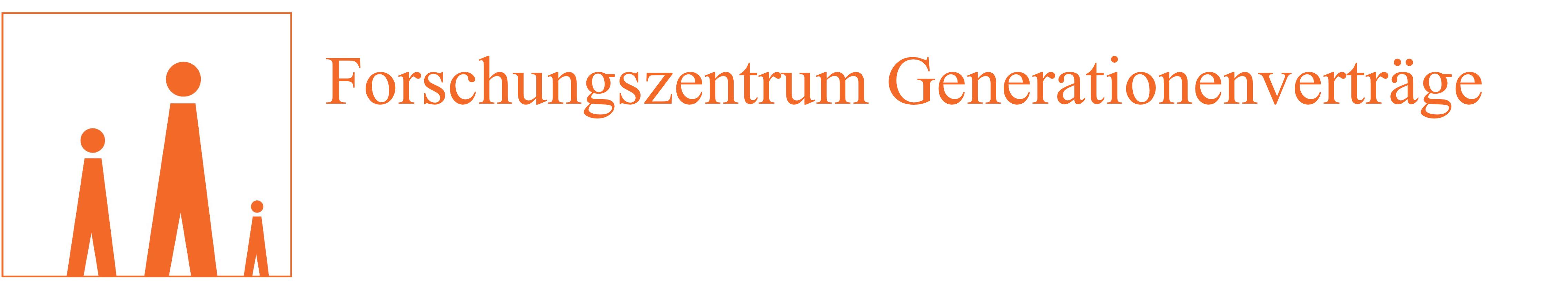 Forschungszentrum Generationenverträge