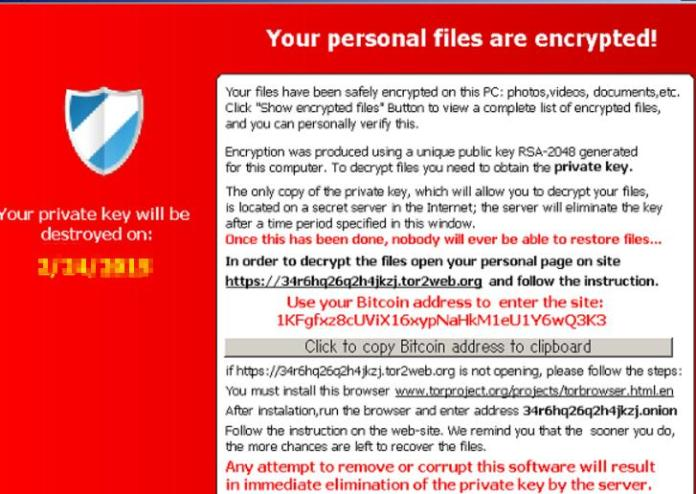 ZoLiSoNaL ransomware Removal Guide