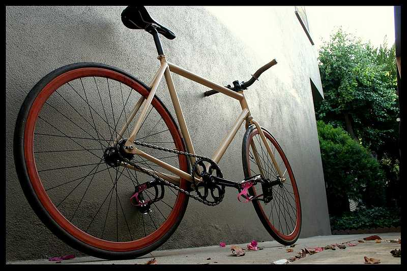 Mike Walker Fixie