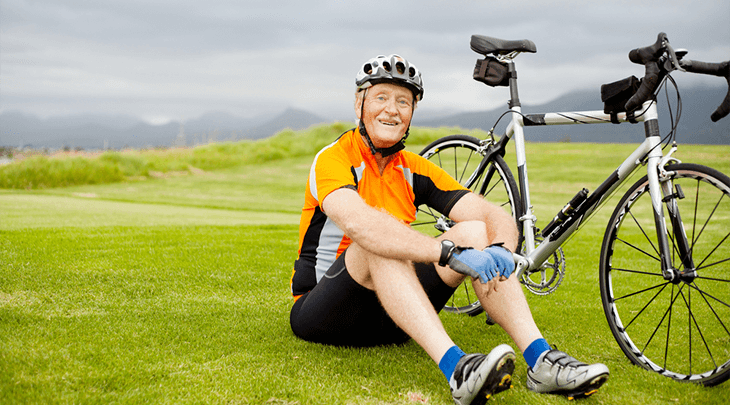 best bicycle for 50 and 60 year old man