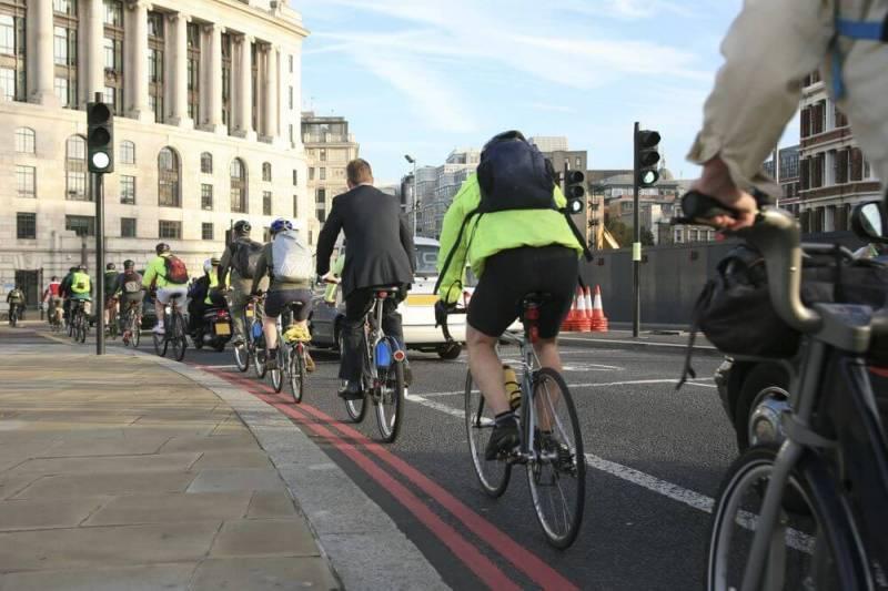 biking to work tips