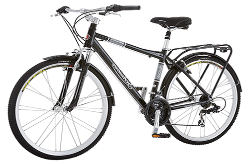Schwinn Discover Hybrid Bikes for Men and Women
