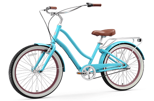 sixthreezero Pave N' Trail Women's Hybrid Road Bicycle
