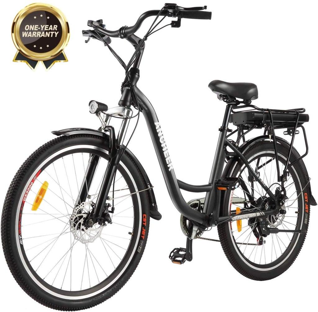 Ancheer Electric Cruiser Bike