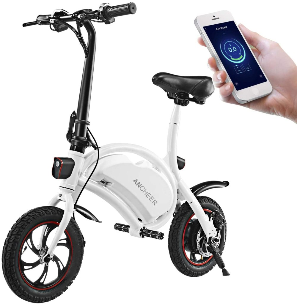 Ancheer Folding Electric Bicycle AN-EB005