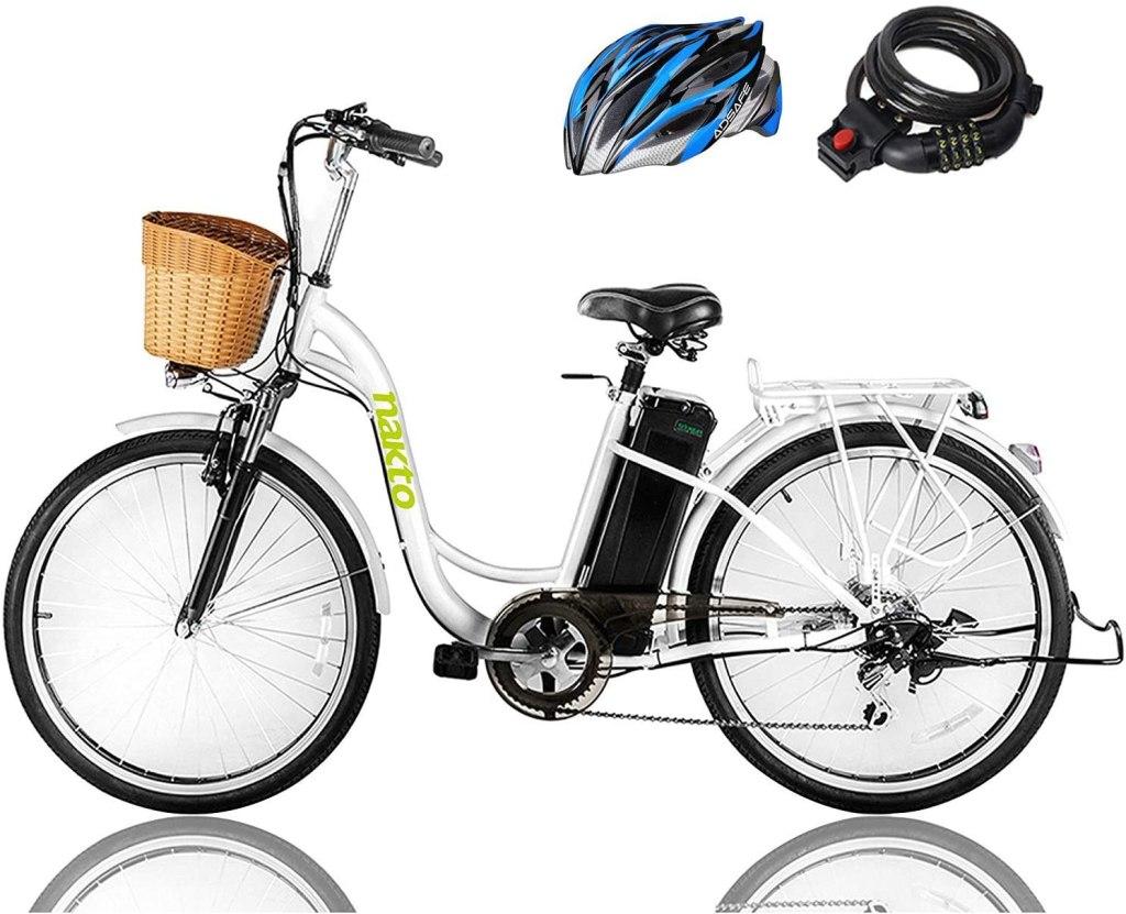 Nakto Cargo Electric Bicycle