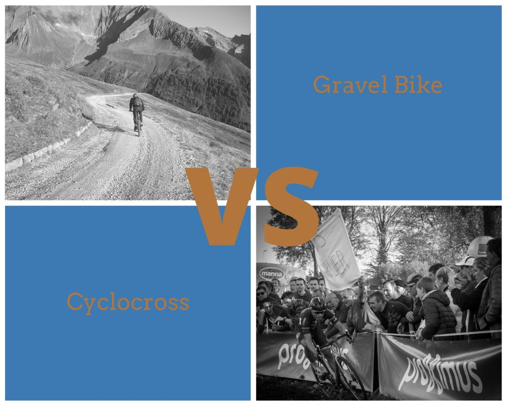 cyclocross vs gravel bike