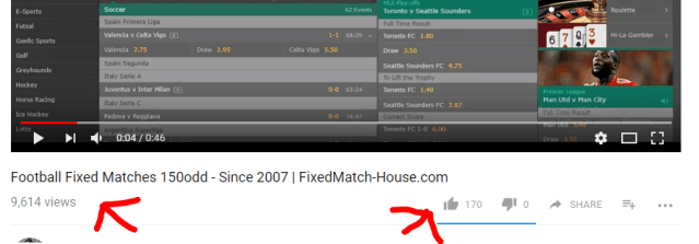 Fixed Matches Soccer matches Football Matches 1000% Sure