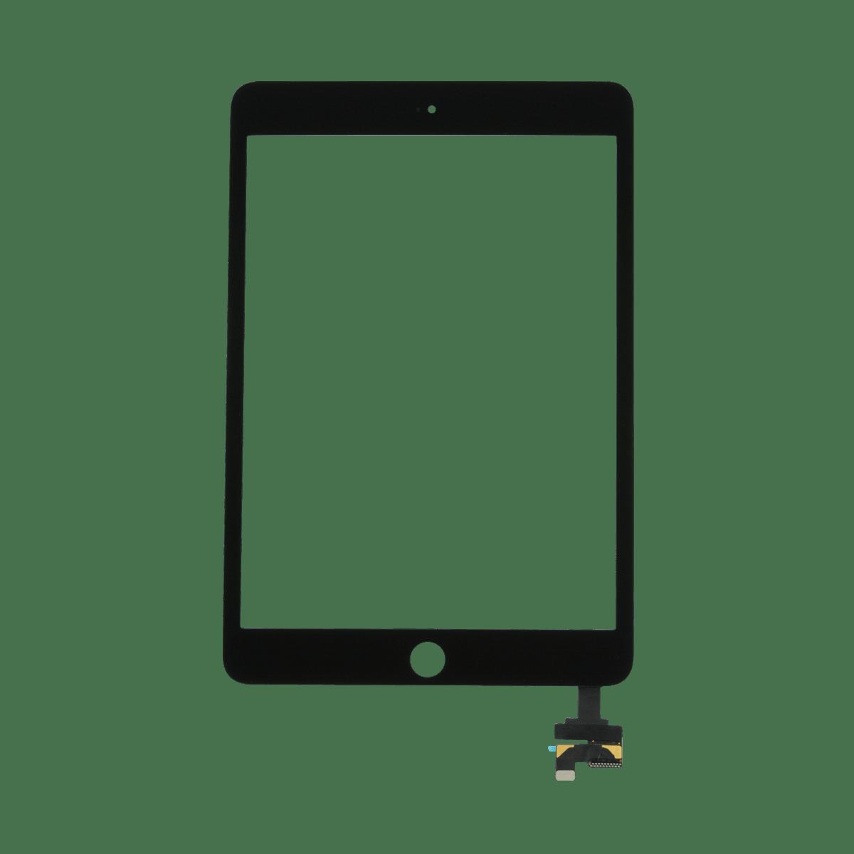 Ipad Mini 3 Black Home Button Assembly