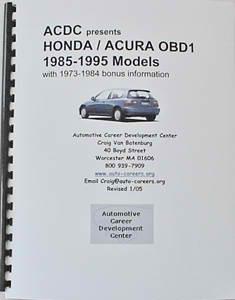Honda manual 2