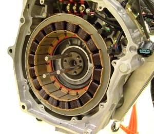 Honda Electric Stator minus the Rotor