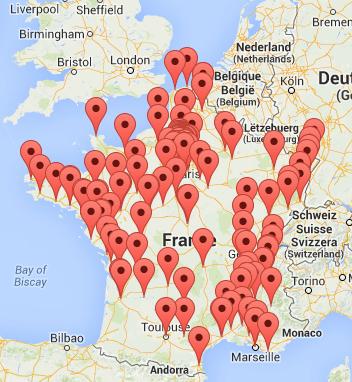 Où faire marquer son vélo en France ?   Fixie Lille
